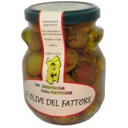 Olive del Fattore di Sardegna, 280 gr.