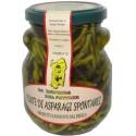 Punte di asparagi spontanei di Sardegna, 280 gr.